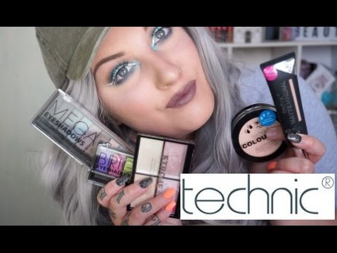 ♡TECHNIC COSMETICS MUST HAVES♡