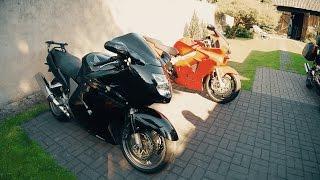 Мотохлам в Европе. 7 дней искали Honda VFR800. Нашли... Часть #3