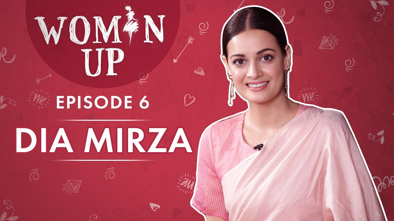 Download Dia Mirza on rejections, social taboos, her separation & parents' divorce | Woman Up