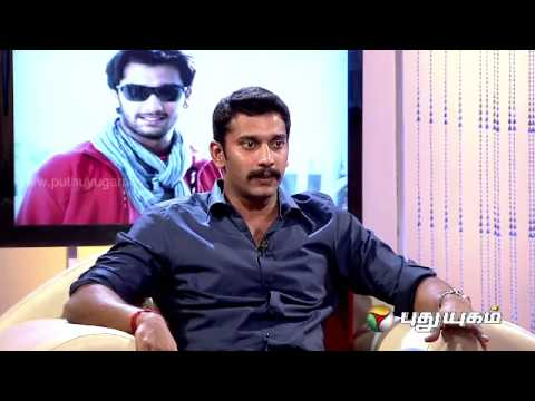 With Film Actor Arulnithi tamilarasu - Part 1