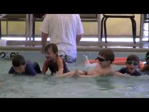 Birthday Party at Waterworks Aquatics - Irvine