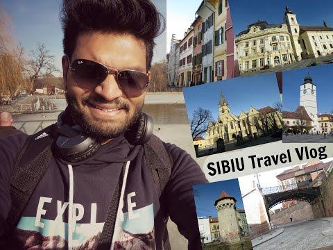 SIBIU Travel Vlog