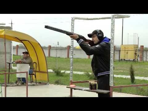 Сабир Калимуллин -- знаток стрельбы по тарелочкам