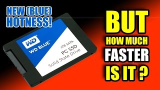 WD FINALLY do an SSD… But How Much Faster IS IT?