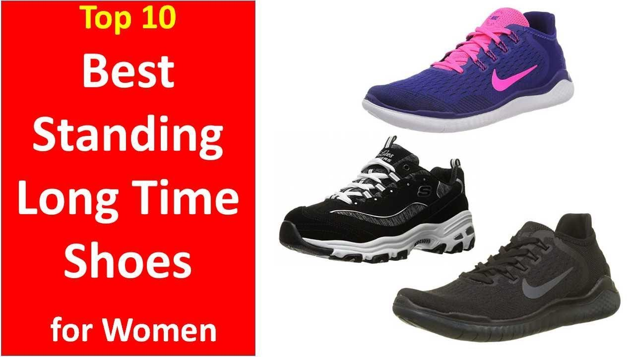 best shoes for long standing