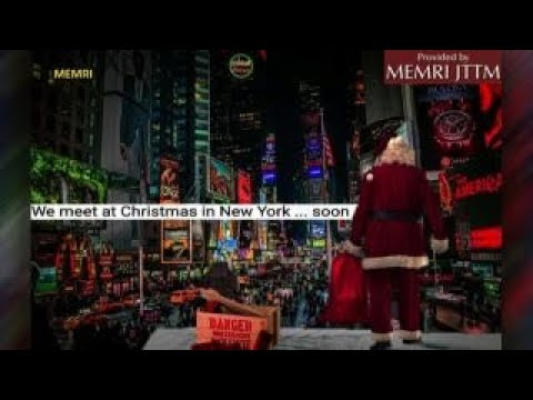 ISIS threatens Christmas attack on NYC's Times Square