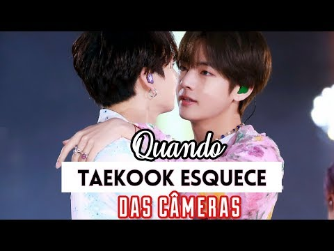 When Taekook forget about the cameras [VKOOK - KOOV]