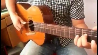 Anh Còn Nợ Em Guitar Cover Hay Nhức Nhối