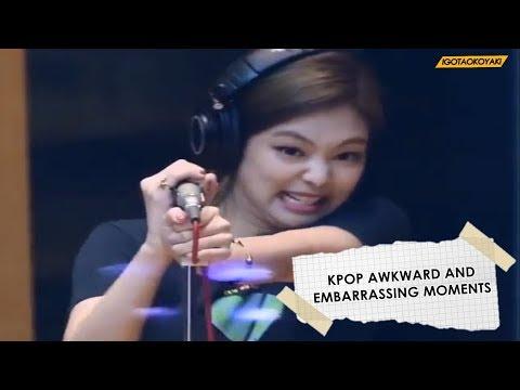 Kpop Awkward & Embarrassing Moments - Part 30