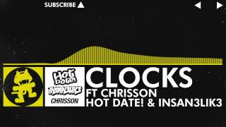 Repeat youtube video [Electro] - Hot Date! & Insan3Lik3 - Clocks (feat. Chrisson) [Monstercat Release]