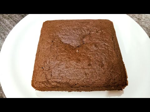 Eggless Chocolate Cake Recipe With Condensed Milk|Basic Eggless Chocolate Cake Recipe|Homemade Cake