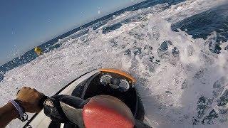 НЕ ОЧКУЙ, ДАВИ НА ГАЗ 18+   Гидроцикл BRP Sea-Doo GTI 130