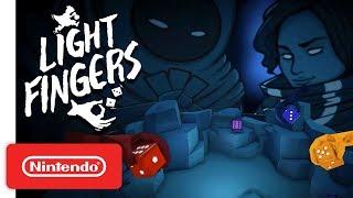 Light Fingers - Announcement Trailer - Nintendo Switch