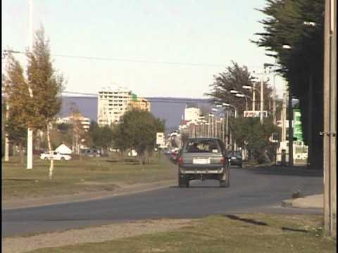Vistas Punta Arenas Chile 1999