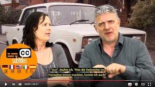 """#20 Die Flucht der Familie Schönfeld (Auszug der Doku """"Die DDDR"""") von Marco Lipski für Deafmedia.de"""