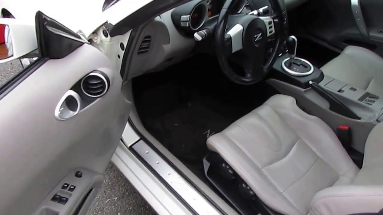 2005 Nissan 350Z Convertible Touring Automatic Low Miles GA Car Since New 10900