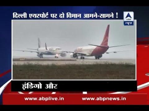 Flights of Indigo, SpiceJet avert collision at Delhi airport