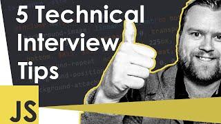How to prepare for Technical Interviews // 5 Tips for a Technical Interview - Pass an Interview