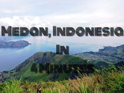Medan, Indonesia In 4 Minutes