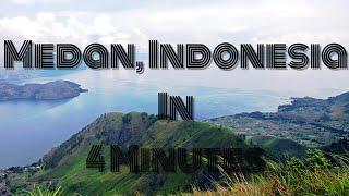 Medan, Indonesia In 3 Minutes