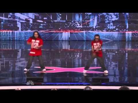 Lil Mike & Funny Bone. Mam Talent [NAPISY PL]