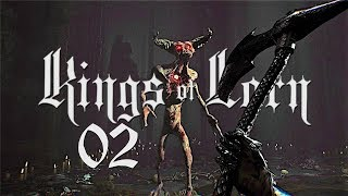 Kings of Lorn: The Fall of Ebris (PL) #2 - Niczym Dark Souls 4 (Gameplay PL)