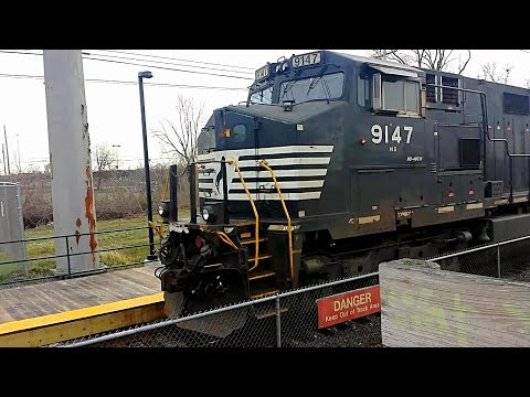 RARE: NS Move on SEPTA's Airport Line