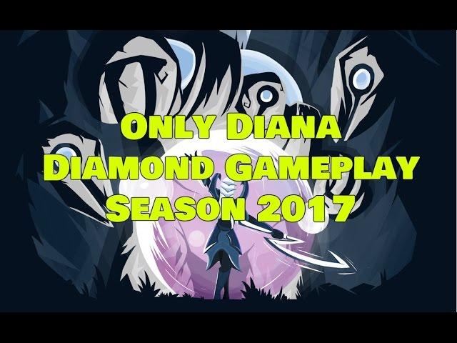 Diana vs Leblanc Mid - Diamond 4 [NA] 735k Mastery - Patch 7.9