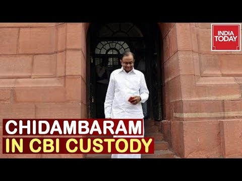 Chidambaram To Remain In CBI Custody Till August 26, Rules Special CBI Court