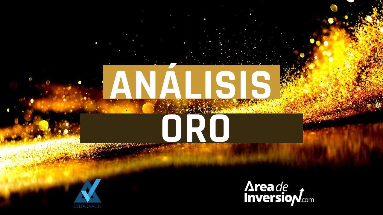 #Análisis - ¿ Que puede suceder con el #ORO ?