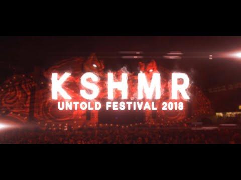 KSHMR  Untold Festival 2018 Full Set