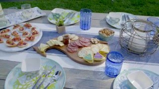 3 Stylish Theme Parties for Summer with Brandi Milloy