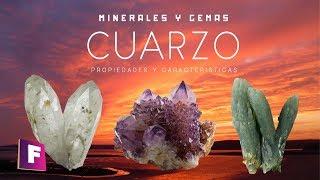 Cuarzo  - Propiedades Caracteristicas y sus variedades  |  Foro de minerales