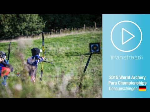 #FanStream: Live Junior Finals | Dublin 2016 World Archery Field Championships