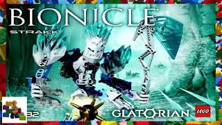 LEGO instructions  - Bionicle - 8982 - Strakk