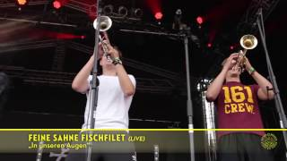 Feine Sahne Fischfilet - In unseren Augen LIVE @ Rocken am Brocken Festival 2015