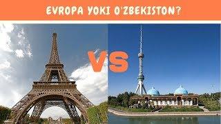 Tanaffus - Evropa yoki O'zbekiston?