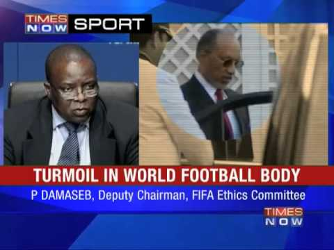 FIFA caught in bribery scandal