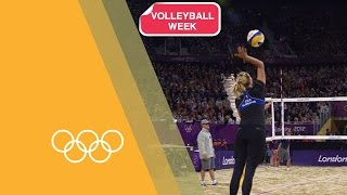 Advice for Young Volleyball Players | Youth Olympic Games