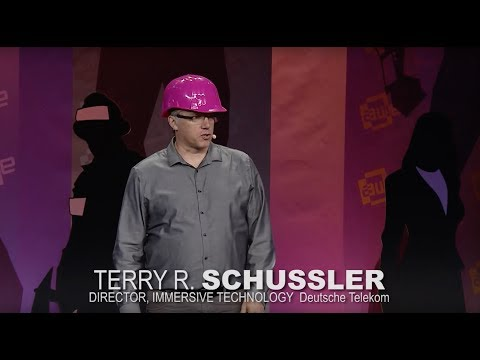 Terry R. Schussler (Deutsche Telekom): How 5G and Edge Compute Will Enable Pervasive AR Experiences