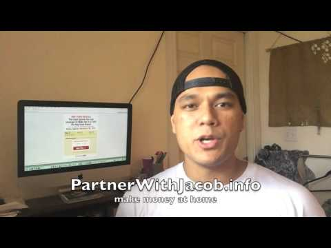 Make Money At Home - $3,000/Day Ninja Business System!