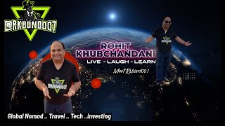 Global Nomad,Technologist,Investor - Unleash Yourself Part 1.