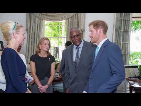 Antigua & Barbuda National Pavilion: Govt House a Conversation About History 1