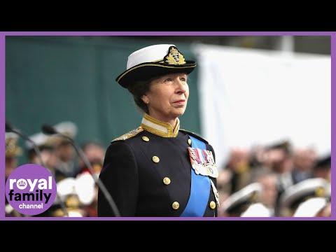 Happy 70th Birthday Princess Anne!