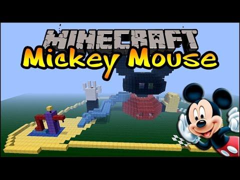 Minecraft: Casa do Mickey Mouse #Mundo Disney [Download] #2