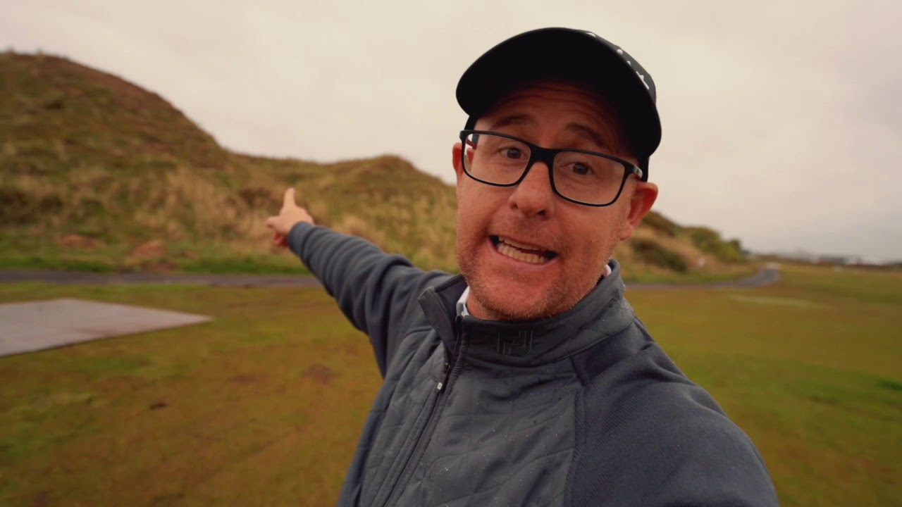 Mark Crossfield Recreates Jordan Spieth's Epic Recovery at Royal Birkdale