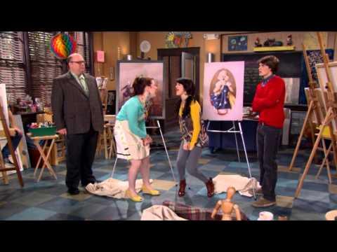 Сериал Disney - Волшебники из Вэйверли Плэйс (Сезон 3 Серия 8) Алекс привораживает парня