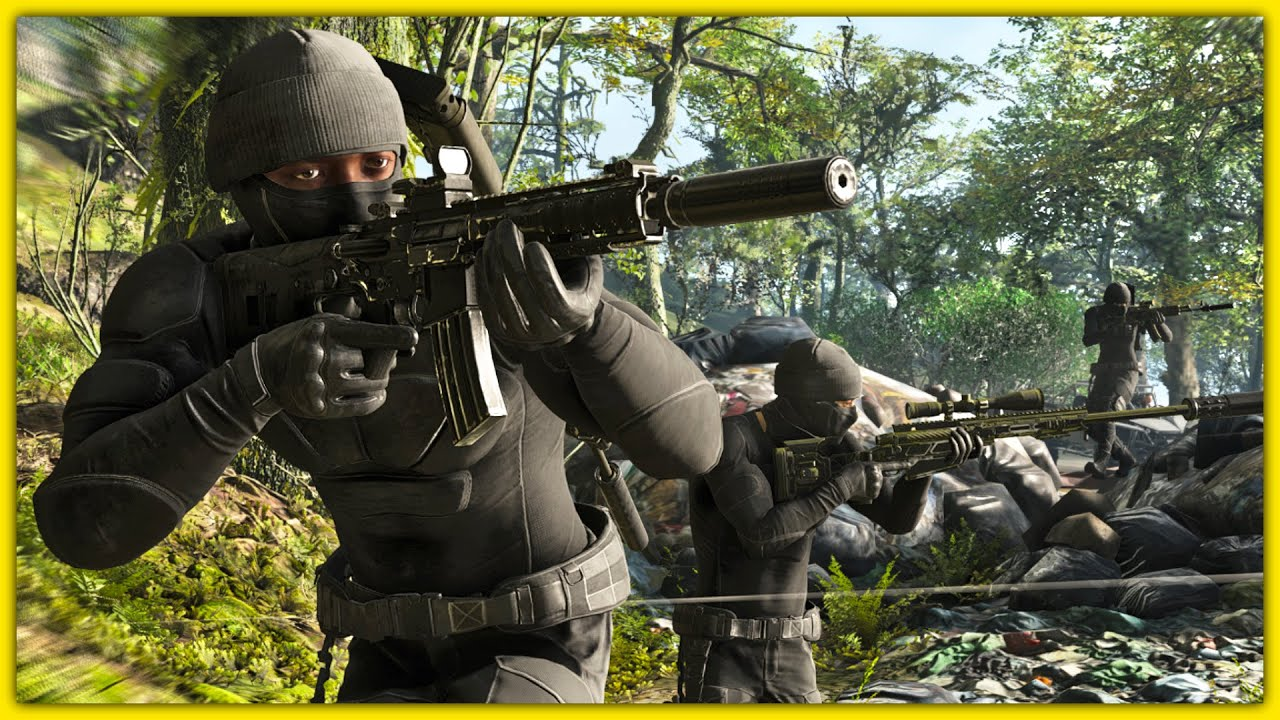 HOW GOOD ARE THE AI TEAMMATES in Ghost Recon Breakpoint thumbnail