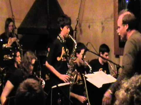 Velvet Rain NZ Youth Jazz Orchestra 2010 with Steve Houghton @ The Realm  Wgtn 300910 (4).MOD