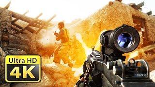 Medal of Honor : Old Games in 4K Gameplay